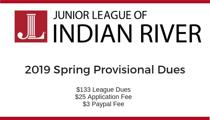 --2018-2019 Fall Provisional Dues